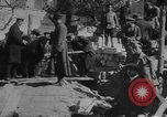 Image of construction of building Eastern Front European Theater, 1916, second 13 stock footage video 65675053070