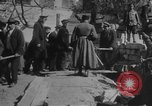Image of construction of building Eastern Front European Theater, 1916, second 15 stock footage video 65675053070