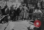 Image of construction of building Eastern Front European Theater, 1916, second 16 stock footage video 65675053070
