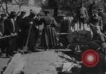 Image of construction of building Eastern Front European Theater, 1916, second 17 stock footage video 65675053070