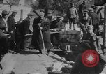 Image of construction of building Eastern Front European Theater, 1916, second 18 stock footage video 65675053070