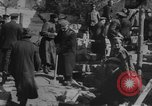 Image of construction of building Eastern Front European Theater, 1916, second 20 stock footage video 65675053070