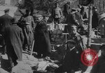 Image of construction of building Eastern Front European Theater, 1916, second 21 stock footage video 65675053070