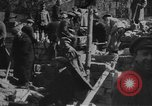 Image of construction of building Eastern Front European Theater, 1916, second 24 stock footage video 65675053070