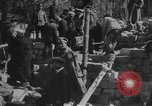 Image of construction of building Eastern Front European Theater, 1916, second 26 stock footage video 65675053070