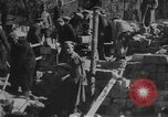 Image of construction of building Eastern Front European Theater, 1916, second 27 stock footage video 65675053070