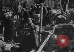 Image of construction of building Eastern Front European Theater, 1916, second 28 stock footage video 65675053070