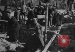 Image of construction of building Eastern Front European Theater, 1916, second 29 stock footage video 65675053070