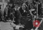 Image of construction of building Eastern Front European Theater, 1916, second 31 stock footage video 65675053070