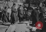 Image of construction of building Eastern Front European Theater, 1916, second 34 stock footage video 65675053070