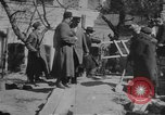 Image of construction of building Eastern Front European Theater, 1916, second 35 stock footage video 65675053070