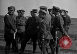 Image of Allied officers Eastern Front European Theater, 1916, second 4 stock footage video 65675053073