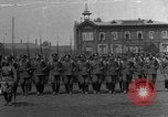 Image of military parade in town Russia, 1916, second 2 stock footage video 65675053078