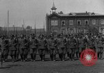 Image of military parade in town Russia, 1916, second 3 stock footage video 65675053078