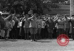 Image of military parade in town Russia, 1916, second 13 stock footage video 65675053078