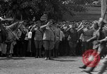 Image of military parade in town Russia, 1916, second 17 stock footage video 65675053078