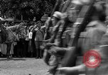 Image of military parade in town Russia, 1916, second 18 stock footage video 65675053078