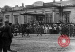 Image of military parade in town Russia, 1916, second 19 stock footage video 65675053078