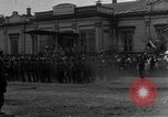 Image of military parade in town Russia, 1916, second 26 stock footage video 65675053078