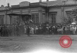 Image of military parade in town Russia, 1916, second 29 stock footage video 65675053078