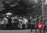 Image of military parade in town Russia, 1916, second 30 stock footage video 65675053078