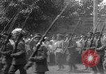 Image of military parade in town Russia, 1916, second 35 stock footage video 65675053078