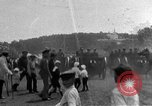 Image of military parade in town Russia, 1916, second 44 stock footage video 65675053078
