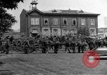 Image of military parade in town Russia, 1916, second 47 stock footage video 65675053078
