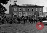 Image of military parade in town Russia, 1916, second 48 stock footage video 65675053078