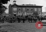Image of military parade in town Russia, 1916, second 51 stock footage video 65675053078