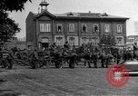 Image of military parade in town Russia, 1916, second 54 stock footage video 65675053078