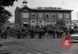 Image of military parade in town Russia, 1916, second 55 stock footage video 65675053078
