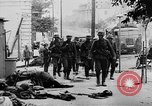 Image of German troops Mogilev Belarus, 1941, second 13 stock footage video 65675053088