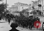Image of German troops Mogilev Belarus, 1941, second 20 stock footage video 65675053088