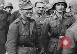 Image of German troops Mogilev Belarus, 1941, second 28 stock footage video 65675053088