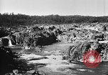 Image of Great Falls Great Falls Virginia USA, 1936, second 22 stock footage video 65675053094