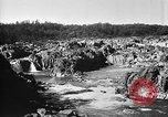 Image of Great Falls Great Falls Virginia USA, 1936, second 27 stock footage video 65675053094