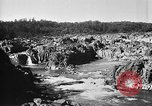 Image of Great Falls Great Falls Virginia USA, 1936, second 28 stock footage video 65675053094