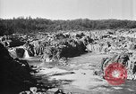 Image of Great Falls Great Falls Virginia USA, 1936, second 29 stock footage video 65675053094
