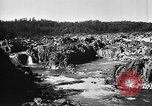 Image of Great Falls Great Falls Virginia USA, 1936, second 34 stock footage video 65675053094