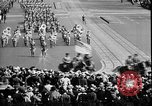 Image of Army Day parade Washington DC USA, 1936, second 44 stock footage video 65675053099