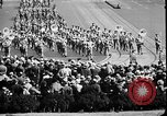 Image of Army Day parade Washington DC USA, 1936, second 50 stock footage video 65675053099