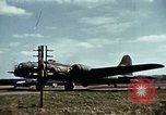 Image of Memphis Belle B-17 aircraft United Kingdom, 1942, second 23 stock footage video 65675053103