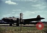 Image of Memphis Belle B-17 aircraft United Kingdom, 1942, second 25 stock footage video 65675053103