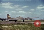 Image of Memphis Belle B-17 aircraft United Kingdom, 1942, second 40 stock footage video 65675053103