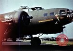 Image of Memphis Belle B-17 aircraft United Kingdom, 1942, second 48 stock footage video 65675053103