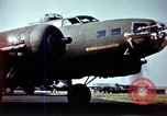 Image of Memphis Belle B-17 aircraft United Kingdom, 1942, second 50 stock footage video 65675053103