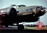 Image of Memphis Belle B-17 aircraft United Kingdom, 1942, second 53 stock footage video 65675053103