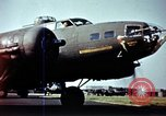 Image of Memphis Belle B-17 aircraft United Kingdom, 1942, second 54 stock footage video 65675053103