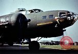 Image of Memphis Belle B-17 aircraft United Kingdom, 1942, second 56 stock footage video 65675053103